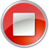 Stop Payment Letters Icon